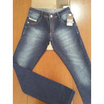 Calça Jeans Infanto-juvenil Masculina