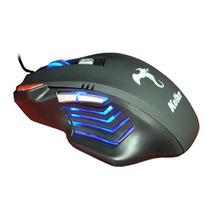 Mouse Gamer Macro 4 Velocidades 3400dpi Kolke 6 Botões Usb