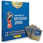 Álbum Capa Dura Com 120 Envelopes Copa Do Mundo Fifa 2018