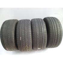 Pneu Aro 17 - 225 45 17 - Pirelli P7 - Meia Vida