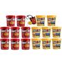 16x Pasta De Amendoim Kit Promocional - Queima De Estoque