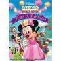 Dvd Original A Casa Do Mickey Mouse - Festa À Fantasia