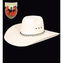 Chapéu Eldorado Feminino Com Strass Branco