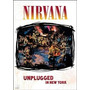 Dvd Nirvana - Mtv Unplugged In New York ( Lacrado )
