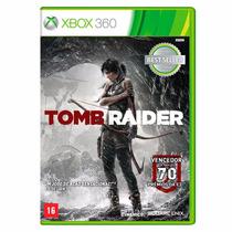 Xbox 360 - Tomb Raider 2013 - Mídia Física