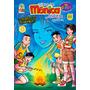 Revista Turma Da Monica Jovem Especial Nº 1 Em Cores - Nova