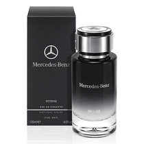 Perfume Mercedez Benz Intense Masculino 120ml
