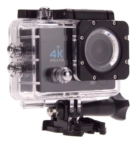 Camera Gocam Action Pro Sport 4k Full Hd Prova Agua Wifi