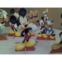 Mickey Mouse ,cenario De Mesa,display,festa Infantil,mdf 10p