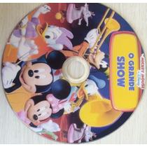24 Dvds - A Casa Do Mickey Mouse