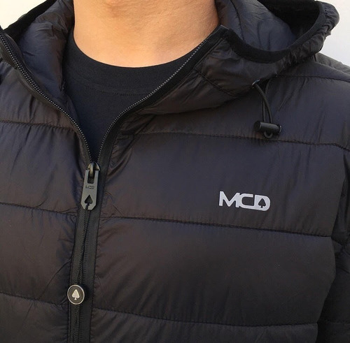 Jaqueta Mcd Basic Outerwear More Core Division. Preço  R  398 Veja  MercadoLibre 6da6e68564311