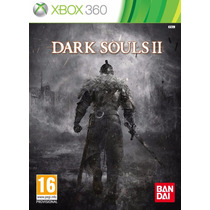 Jogo Dark Souls 2 Ii Scholar Of The First Sin Para Xbox 360