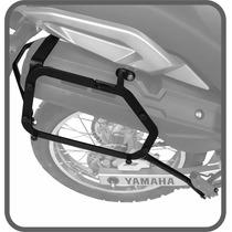 Suporte Baú Lateral Yamaha Ténéré 250cc Scam P/ Givi Monokey