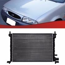 Radiador Ford Fiesta Courier 1.4 Endura - C/ Ar Novo Nfe