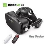 Óculos Virtual Bobo Vr Z4 Fone Acoplado E Controle Oferta D+