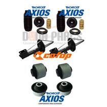 Amortecedor Dianteiro Cofap + Kits E Buchas Axios 307 C4