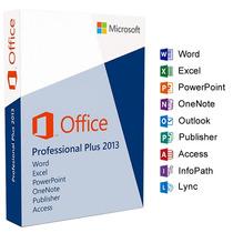 Office2013 Pro Plus Original-chave Serial 25dígitos+garantia