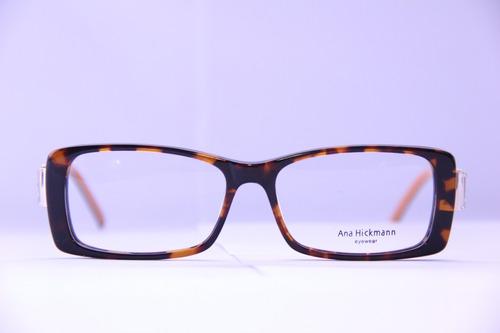 341eb60dc Armação Ana Hickmann Duo Fashion Ah6290 Óculos Para Grau (Oakley) a ...