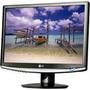 Monitor Lg W1752t 17 Lcd, Seminovo + Cabos De Energia E Vga