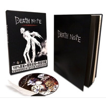 Death Note Deluxe ( Shinigami ) Caneta Pena Soundtracks Kira