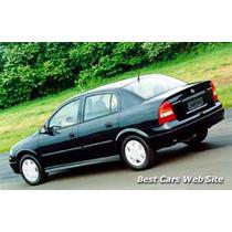 Escapamento Especial Traseiro Ronco Esportivo Astra Sedan G2