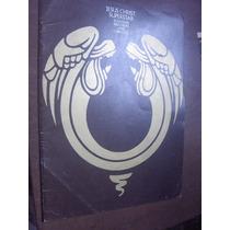Livro Souvenir Da Peça Teatral 1970 Jesus Cristo Super Star
