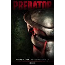 Máscara Predador 1:1 Tamanho Real Sideshow Si-7902