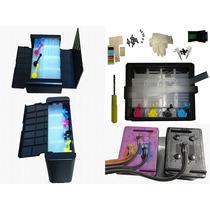 Bulk Ink - Hp J4580 J4660 J4680 4500 C/2 Cartuchos Hp901