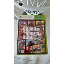 Gta 5 Grand Theft Auto V Impecável Original Português