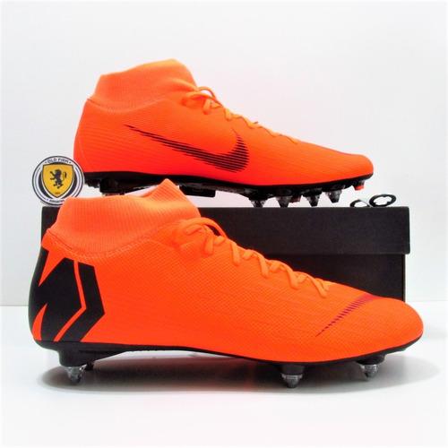de49642542aad Chuteira Campo Nike Mercurial Superfly Academy Sg Original R$499 ...