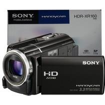 Filmadora Sony Hdr Xr 160 Full Hd 1080 Handycam