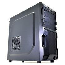 Gabinete Grande Gamer Usb Frontal Cl-g30r Visutec