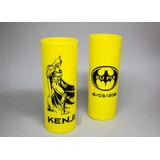 Kit 100 Copos Long Drink 350ml Personalizados *acrílico*