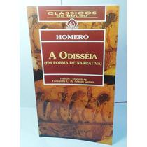 Livro A Odisséia (em Forma De Narrativa) - Homero