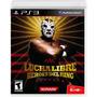 Lucha Libre Aaa Héroes Del Ring - Ps3 - Mídia Física Lacrado