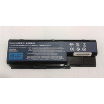Bateria Notebook Acer As07b32 Original - 11.1v 4400mah
