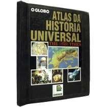Atlas Da História Universal - The Times - O Globo