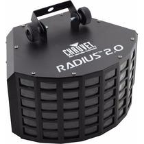 Multi Raio De Sol Led Quad Derby 24w Rgbw Dmx Áudio-rítmico