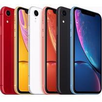 Iphone Xr 64gb Apple - Lacrado, Garantia E Nfe | + Cores