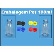 Embalagens Pet 100ml
