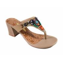 Sandália Feminina Via Marte 15-16208 - Maico Shoes