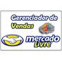 Controle De Vendas Mercado Livre 2015 Original + Frete Gráti