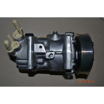 Compressor Citroen C4 Peugeot 307 C4 Pallas Original Revis