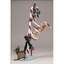Twisted Christmas: Mrs Claus Blonde - Mcfarlane Toys