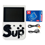 Mini Game Box Portátil 400 Jogos Sup Boy Recarregável Retro