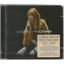 Cd+dvd Carla Bruni - A L