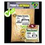 Tribulus Terrestris Em Pó 40% Sapon 1kg + 1 Quilo Maca Perua