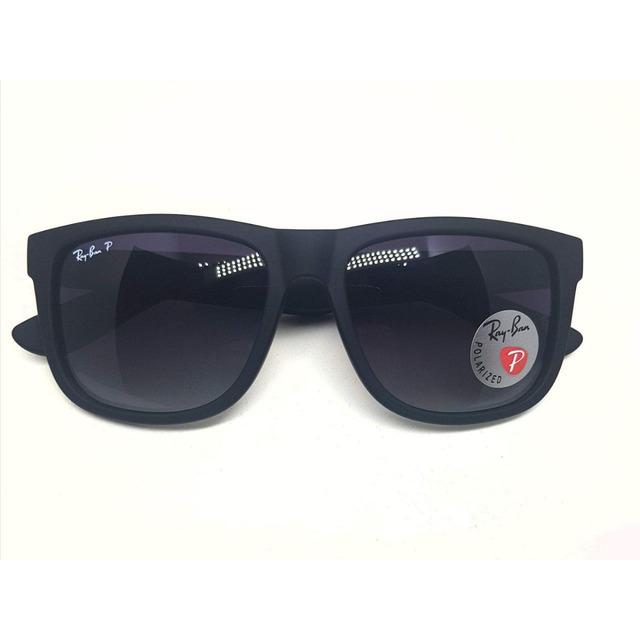 f04e71890a173 Oculos Ray-ban Rb4165 Justin Polarizado Original C  Garantia em ...