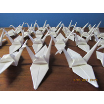 50 Tsurus Em Origami