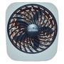 Mini Ventilador Portátil De Mesa O2cool A Pilhas Ou Fonte